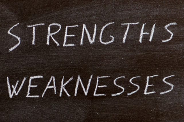 b school essay weakness Greatest weakness strength i was going to write the entire brown essay and i went to etiquette school when i was little.